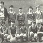 1979-80. Maristas Benjamín 1979-80