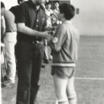 1979-80. Maristas alevín El Salvador en Berrio