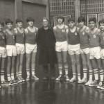 1979-80. Maristas alevin.