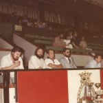 1980-81 X Torneo Patronato palco