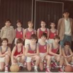 1980-81. Maristas El Salvador benjamín (b)