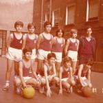 1980-81. Maristas El salvador alevín