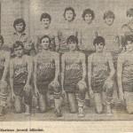 1980-81. PATRO Maristas Jv  1981-01-05 Hierro