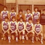 1980-81. PATRO Maristas jv  subcampeón liga y copa