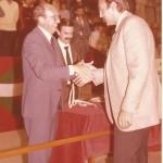 1981-82 PATRO Satecma 1ª B Carlos Luquero López (entr) 1