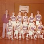 1981-82. Maristas El Salvador infantil campeón liga 2ª