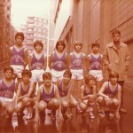 1981-82. Maristas alevín