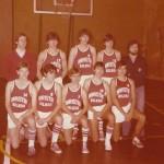 1981-82. PATRO Maristas juvenil  subcampeón liga y campeón copa