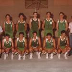 1981 julio Patronato en Torneo Padura Arrigorriaga