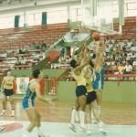 1983-84 CajaBilbao - Josu Laria
