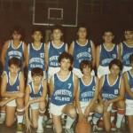 1983-84. Maristas Alevín