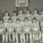 1983-84. Maristas Benjamin