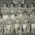 1983-84. Maristas Infantil