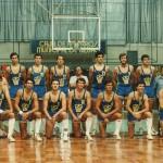 1984-85 CajaBilbao en el XIV Torneo Patronato