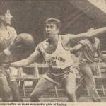 1985-86 PATRO Kutxa Atletico 1985 12 02 Correo Iñaki Letona
