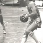 1985-86 PATRO Kutxa Atletico 2ª div Jesús Rodríguez..