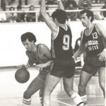 1985-86 PATRO Kutxa Atletico 2ª div Josu Laría