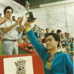 1985-86 XV Torneo Patronato - Juven