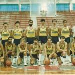 1985-86 XV Torneo Patronato - Juven San Sebastian