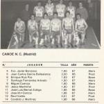 1985 mayo Campeonato de España Junior - Bilbao -Canoe