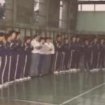 1986-87 PATRO Viland TV 2ª div Presentación