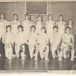 1986-87 PATRO Viland TV Junior Correo 1986 11 19