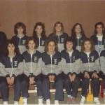1986-87. PATRO Maristas juvenil fem.