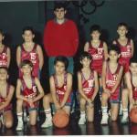 1987-88. El Salvador pre-mini subcampeón liga 2ª