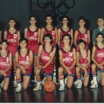 1987-88. Maristas infantil campeón liga 3º Euskadi