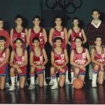 1987-88. Maristas pre- infantil