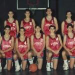 1987-88. PATRO El Salvador juvenil campeón liga 2ª