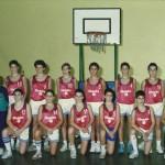 1989-90. MARISTAS pre infantil campeón liga y torneo Bourdeaux