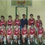 1989-90. PATRO Maristas Cadete A