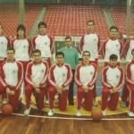 1990-91 SELECCION BIZKAIA Junior