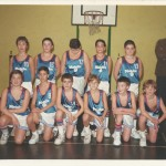 1990-91. Maristas mini campeón liga 2º Euskadi