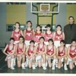 1990-91. Maristas preinfantil 90-91