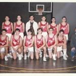 1990-91. PATRO El Salvador juvenil