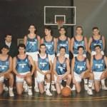 1990-91. PATRO Maristas juvenil campeón Liga y Copa 5º Euskadi