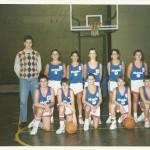 1991-92. Maristas preinfantil campeón liga