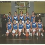 1991-92. PATRO Maristas juvenil 2º liga -copa y Euskadi