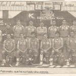 1992-93 PATRO 2ª div. Correo 1993 03 08