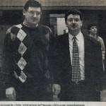 1992-93 PATRO 2ª div. Correo 1993 03 21 Olabarrieta (Patro) Txutxi Solar (Loiola)