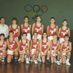 1992-93. El salvador infantil subcampeón Bizkaia