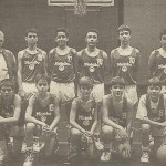 1992-93. Maristas Inf. Correo 1992 10 21