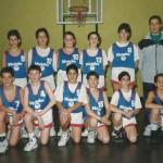 1992-93. Maristas minibasket