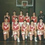 1992-93. PATRO El Salvador cad.