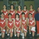 1992-93 Patro Marisdtas cadete campeón liga y copa