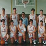 1993-94. Maristas Infantil