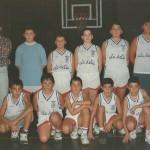 1993-94. Maristas Mini
