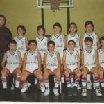 1993-94. Maristas Pre Mini